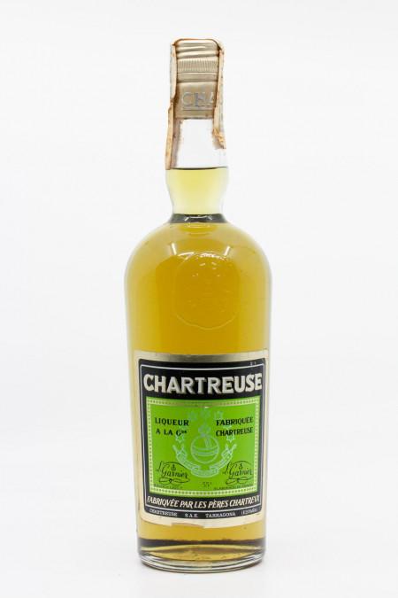 Chartreuse - Tarragone Verte - Période 1973-1985