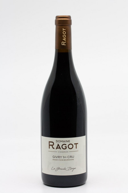 Ragot - Givry 1er Cru La Grande Berge 2018