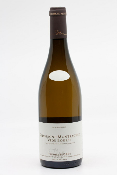Thomas Morey - Chassagne Montrachet 1er Cru Vide Bourse 2019
