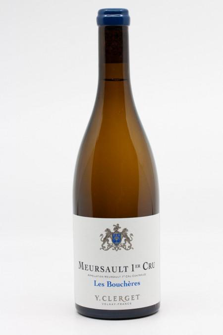 Y. Clerget - Meursault 1er Cru Les Bouchères 2019