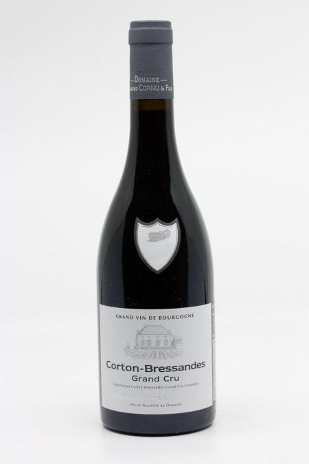 Edmond Cornu - Corton Bressandes Grand Cru 2019