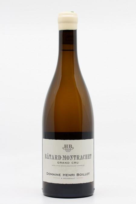 Henri Boillot - Bâtard Montrachet Grand Cru 2017