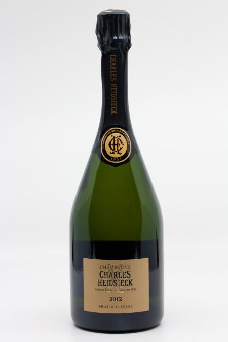 Charles Heidsieck - Champagne Brut Millésimé 2012