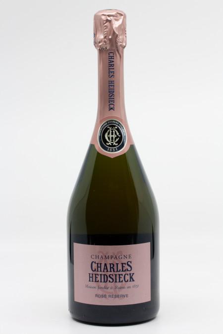 Charles Heidsieck - Champagne Rosé Réserve NV
