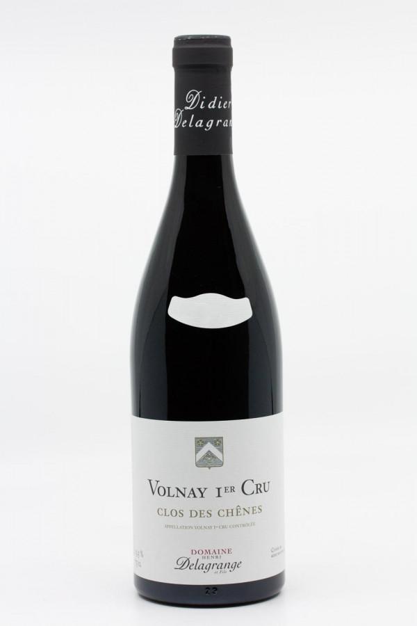 Henri Delagrange & Fils - Volnay 1er Cru Clos des Chênes 2018