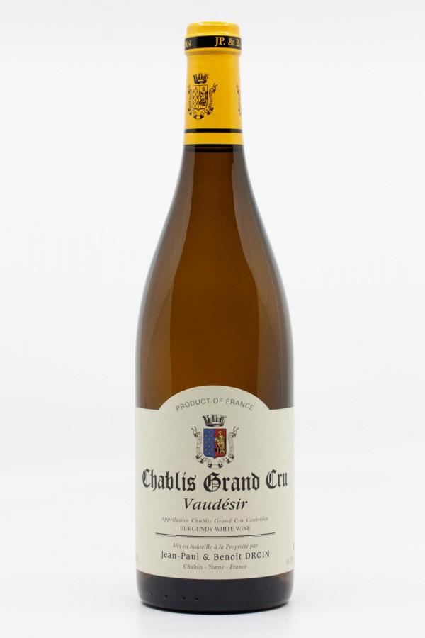 JP et B Droin - Chablis Grand Cru Vaudesir 2018
