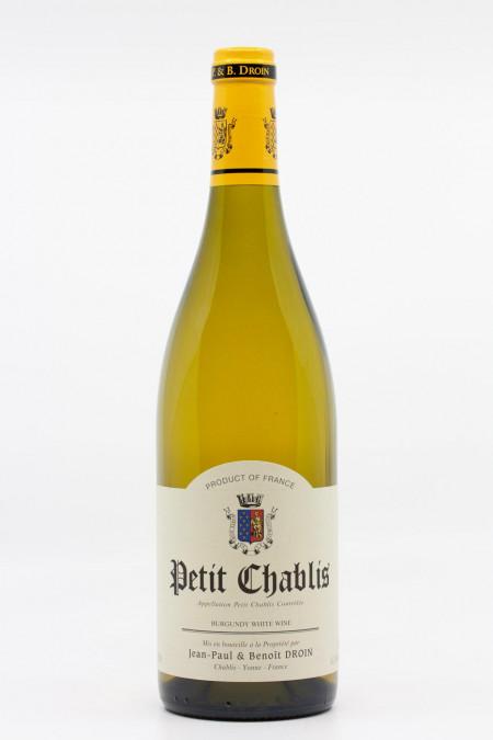 JP et B Droin - Petit Chablis 2018