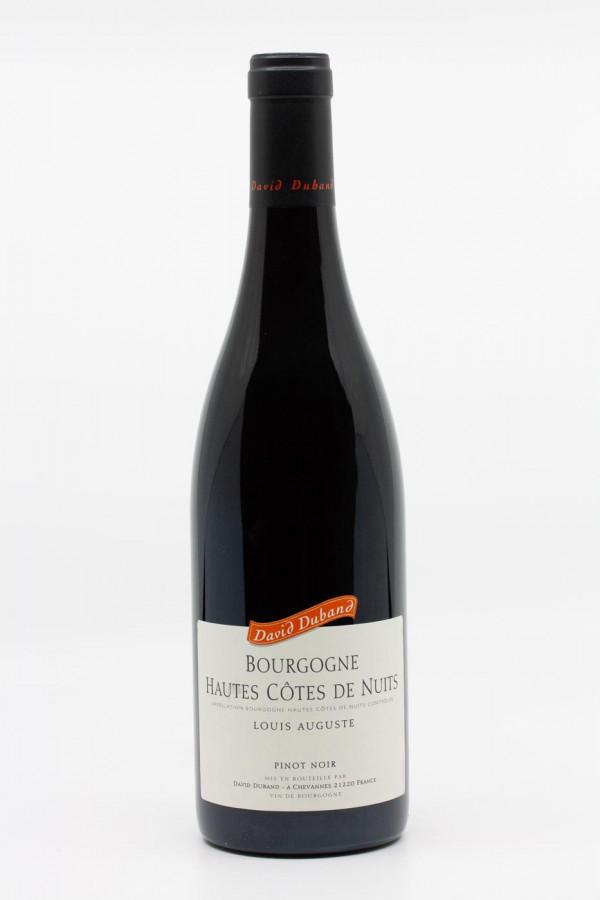 David Duband - Bourgogne Hautes Côtes de Nuits Louis Auguste 2017