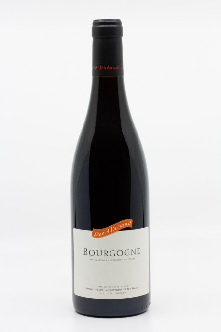 David Duband - Bourgogne Rouge 2017