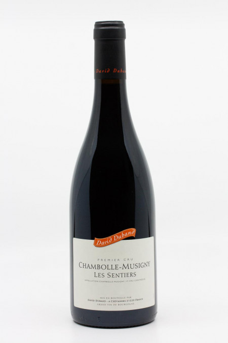 David Duband - Chambolle Musigny 1er Cru Les Sentiers 2016