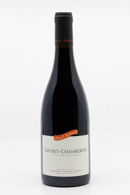 David Duband - Gevrey Chambertin 2017