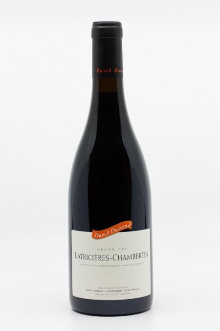 David Duband - Latricières Chambertin Grand Cru 2017
