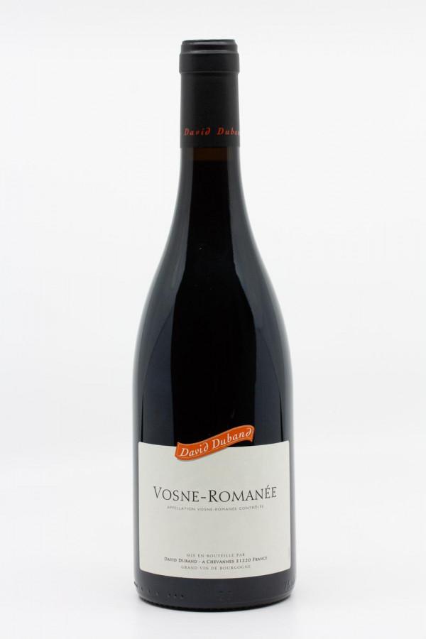 David Duband - Vosne Romanée 2018