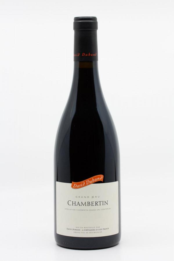 David Duband - Chambertin Grand Cru 2017