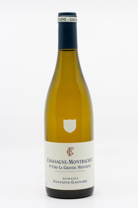 Fontaine Gagnard - Chassagne Montrachet 1er Cru La Grande Montagne 2018