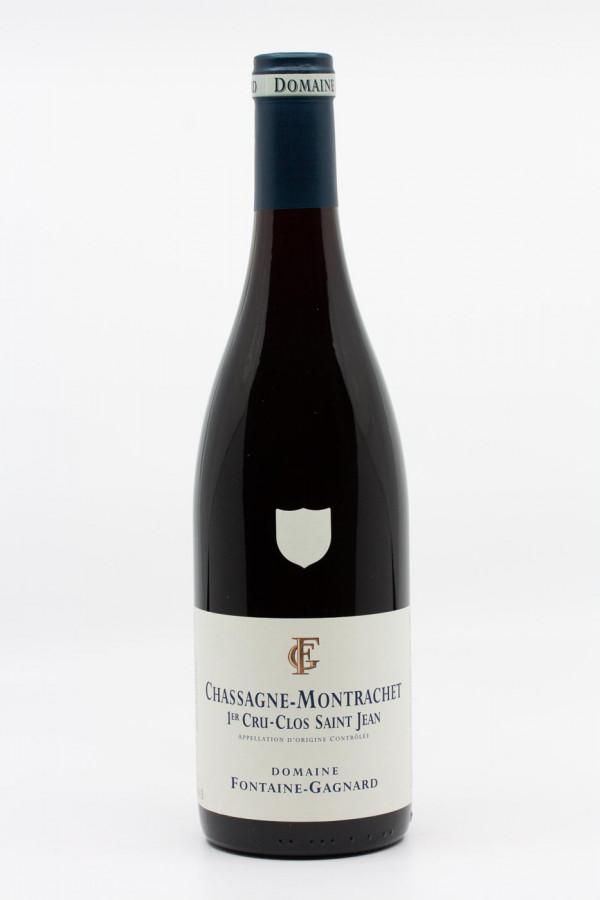 Fontaine Gagnard - Chassagne Montrachet 1er Cru Clos Saint Jean 2017