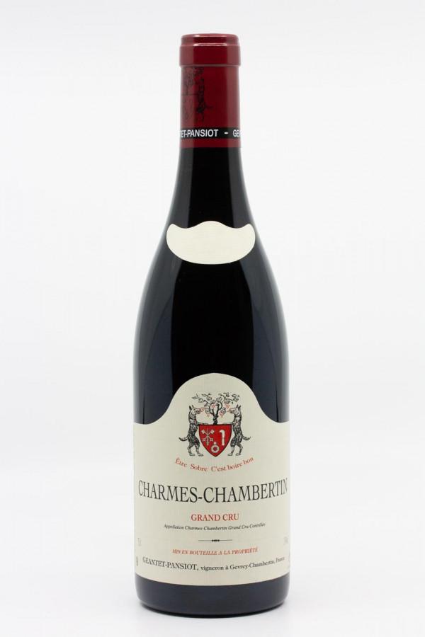 Geantet Pansiot - Charmes Chambertin Grand Cru 2016