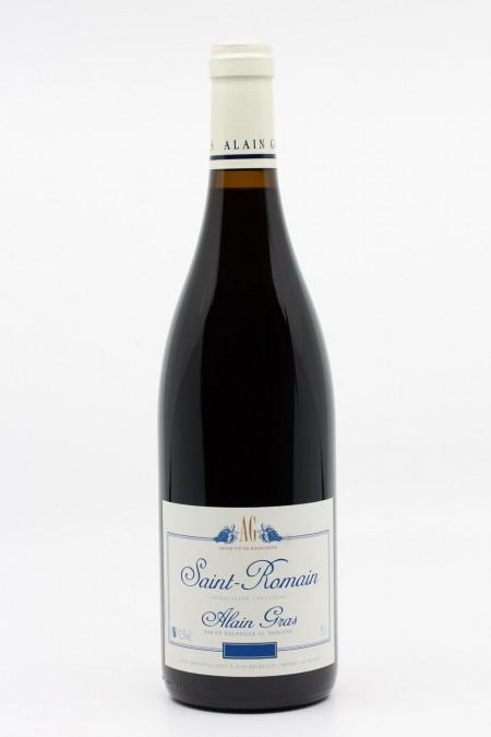 Alain Gras - Saint Romain 2018