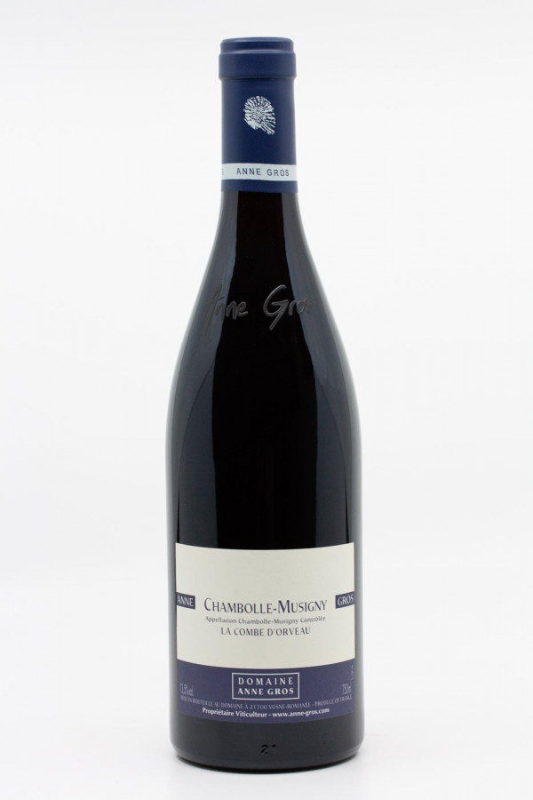 Anne Gros - Chambolle Musigny La Combe d'Orveau 2018
