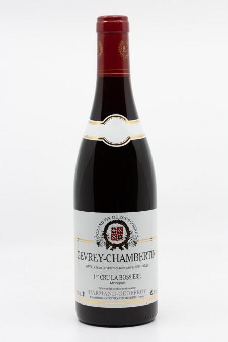 Harmand Geoffroy - Gevrey Chambertin 1er Cru Bossière Monople 2015