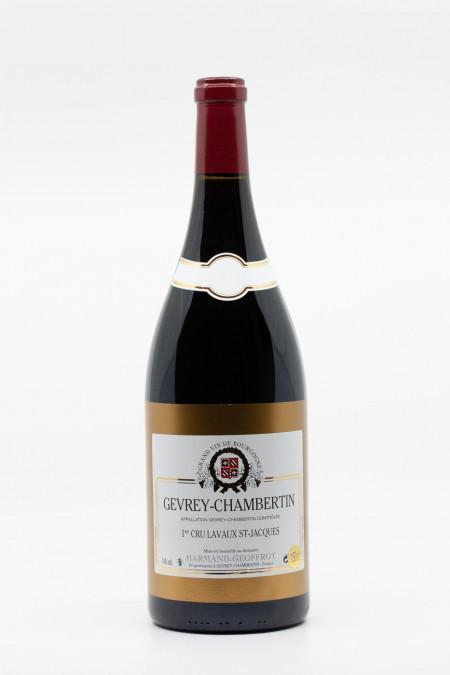 Harmand Geoffroy - Gevrey Chambertin 1er Cru Lavaux Saint Jacques 2015