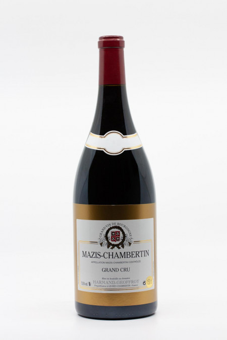 Harmand Geoffroy - Mazis Chambertin Grand Cru 2015