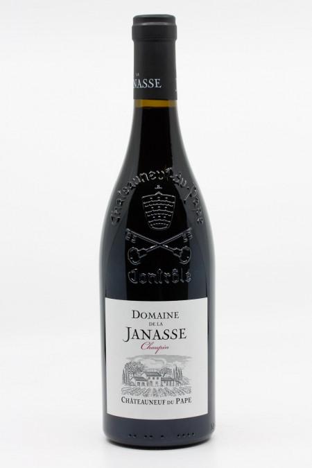 Janasse - Châteauneuf du Pape Chaupin 2017
