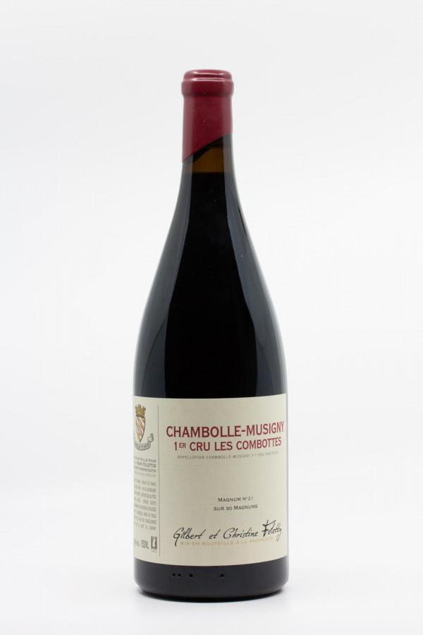 Gilbert et Christine Felettig - Chambolle Musigny 1er Cru Les Combottes 2017
