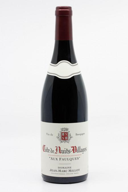 Jean Marc Millot - Côtes de Nuits Villages Aux Faulques 2018