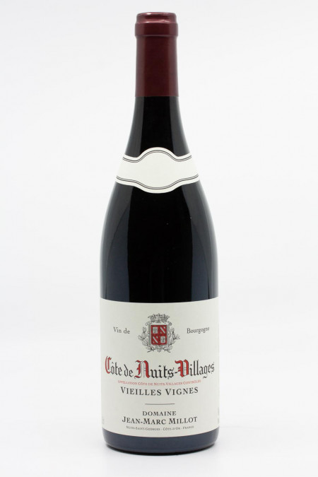 Jean Marc Millot - Côtes de Nuits Villages Vielles Vignes 2018