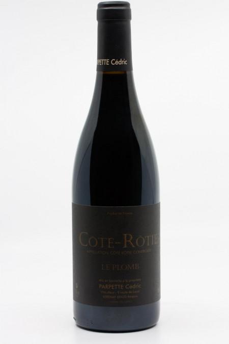 Cedric Parpette - Côte Rôtie Cuvée Le Plomb 2014