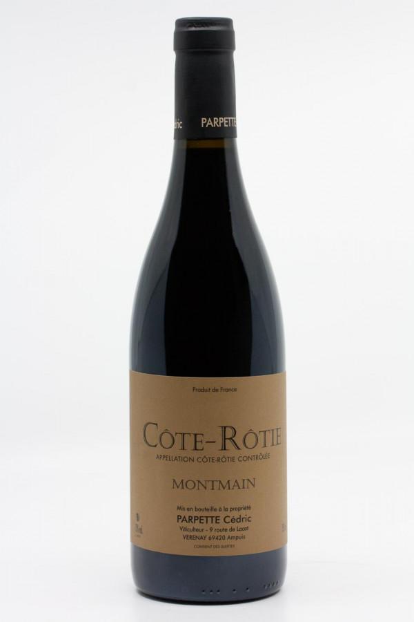 Cedric Parpette - Côte Rôtie Cuvée Montmain 2014