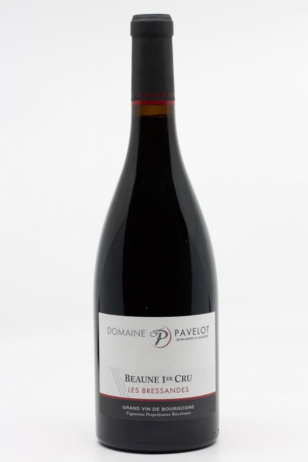 Jean Marc Pavelot - Beaune 1er Cru Bressandes 2016