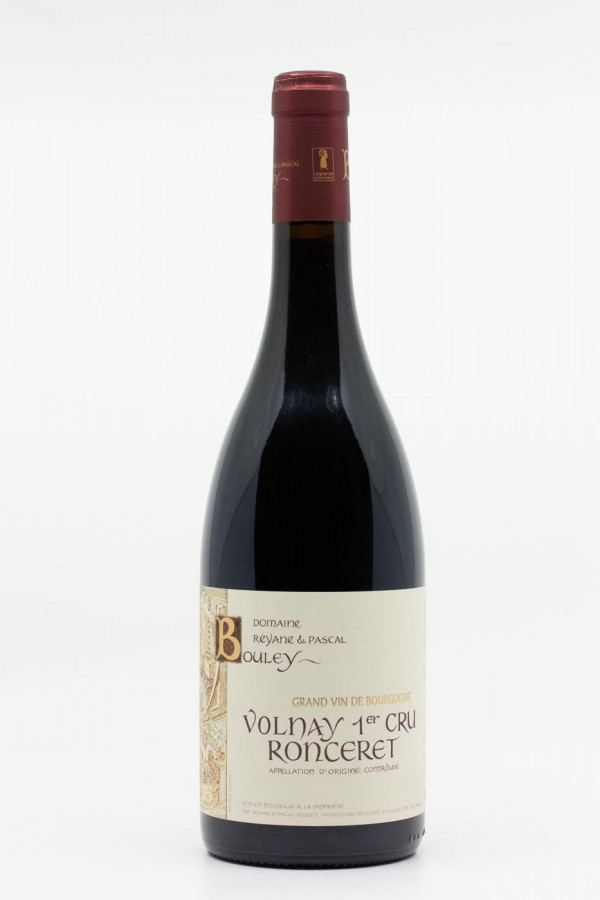 Pascal Bouley - Volnay 1er Cru Ronceret 2017