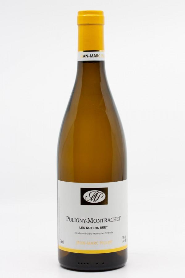 Jean Marc Pillot - Puligny Montrachet Les Noyers Bret 2016