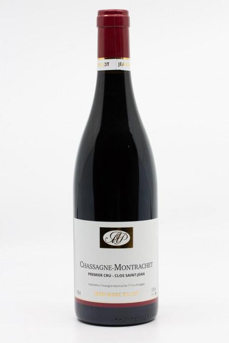 Jean Marc Pillot - Chassagne Montrachet 1er Cru Clos Saint Jean 2016