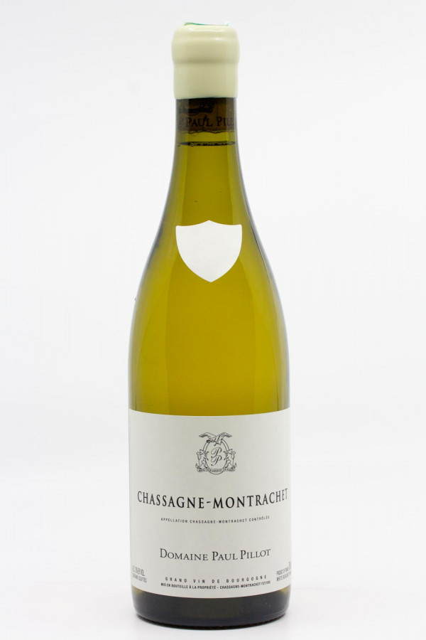 Paul Pillot - Chassagne Montrachet 2018