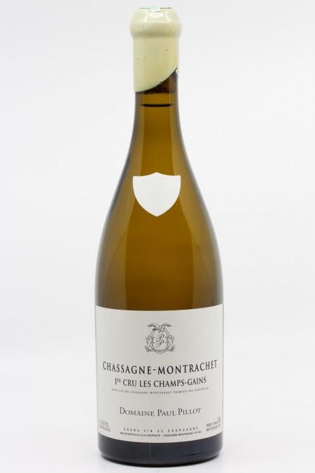 Paul Pillot - Chassagne Montrachet 1er Cru Champs Gain 2016