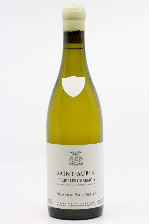 Paul Pillot - Saint Aubin 1er Cru Les Charmois 2018