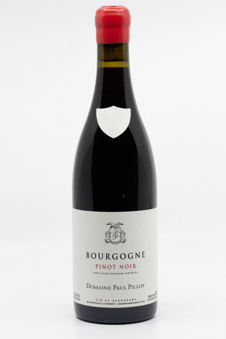 Paul Pillot - Bourgogne Pinot Noir 2018