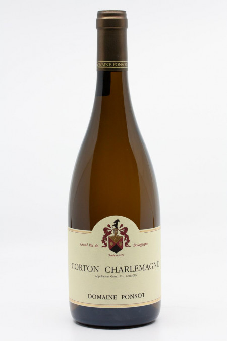 Domaine Ponsot - Corton Charlemagne Grand Cru 2017