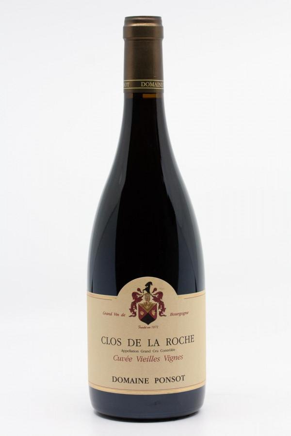 Domaine Ponsot - Clos de la Roche Cuvée Vielles Vignes Grand Cru 2016