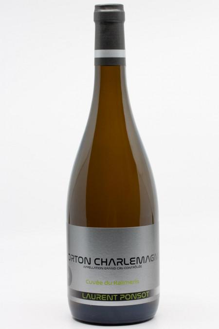 Laurent Ponsot - Corton Charlemagne Cuvée du Kalimeris Grand Cru 2017