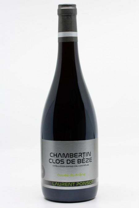Laurent Ponsot - Chambertin Cuvée du Chêne Grand Cru 2017