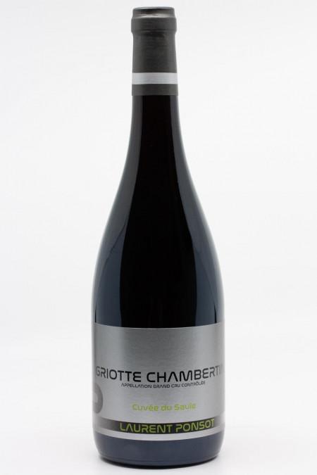 Laurent Ponsot - Griotte Chambertin Cuvée du Saule Grand Cru 2017