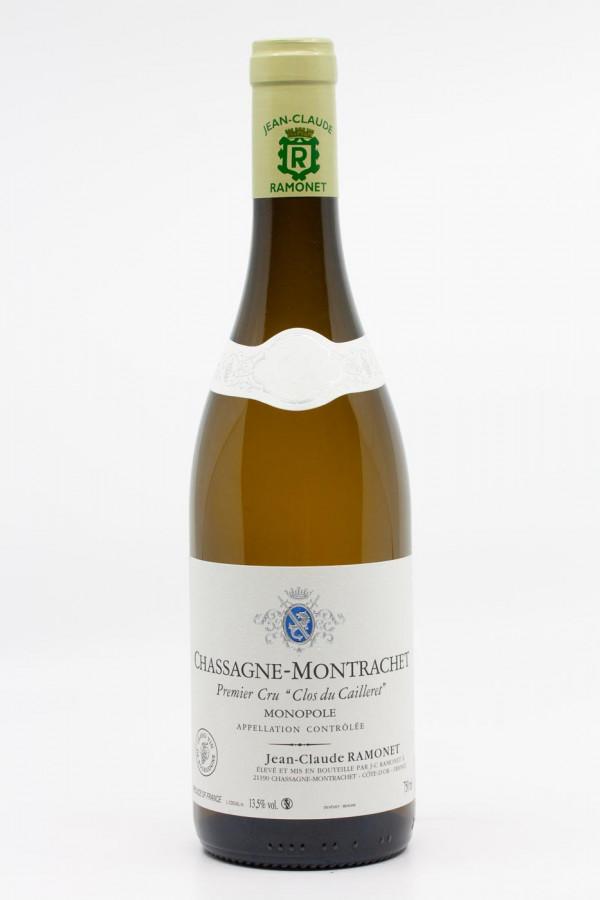 Jean Claude Ramonet - Chassagne Montrachet 1er Cru Clos du Cailleret 2016
