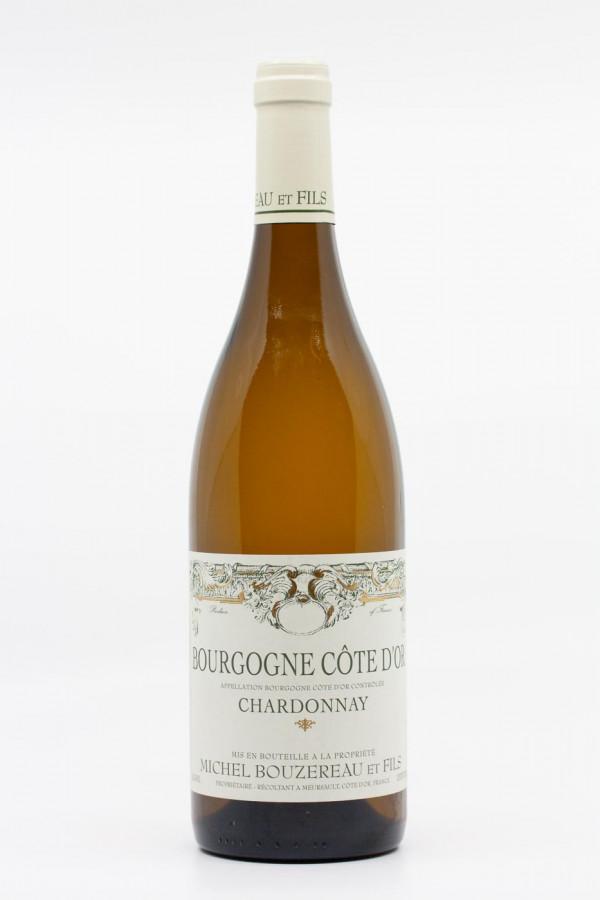 Michel Bouzereau - Bourgogne Côte d'Or Chardonnay 2017
