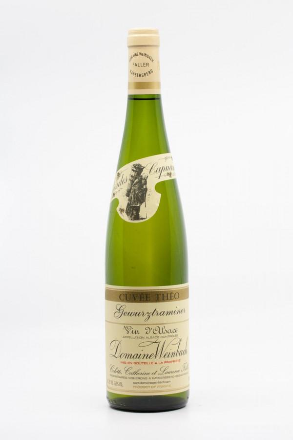 Weinbach - Gewurztraminer Cuvée Théo 2014