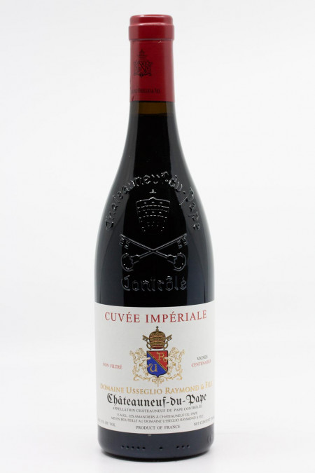 Usseglio Raymond & Fils - Chateauneuf du Pape Impériale 2018