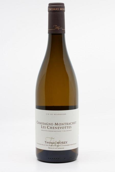 Thomas Morey - Chassagne Montrachet 1er Cru Les Chenevottes 2017